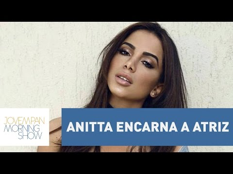 Anitta encarna a atriz e atua em inglês ao lado de vlogger famosa | Morning Show