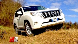 TOYOTA LAND CRUISER 2.8 D-4D 2016 - OFF ROAD TEST ONLY SOUND