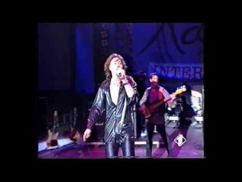 PAUL YOUNG - HOPE IN A HOPELESS WORLD - LIVE TV A ROMA