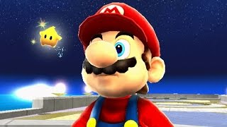 Super Mario Galaxy Walkthrough - Part 1 - Gateway Galaxy