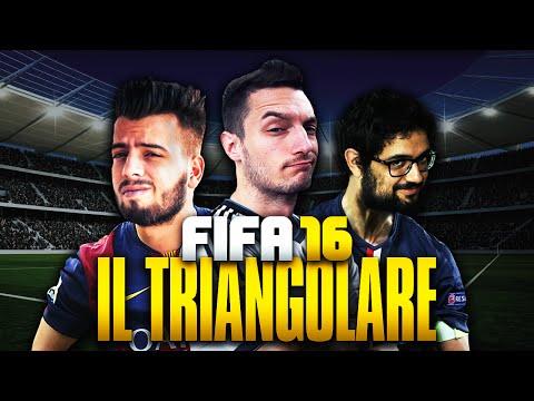 FIFA 16   IL TRIANGOLARE - Rohn vs Gabbo vs Johnny