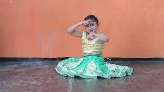 Kajrare Dance/Radhika/Choreographed By_AkashSharma