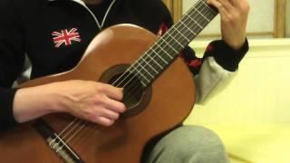 TUỔI HỒNG THƠ NGÂY -- Guitar Cover