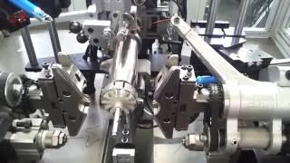 Rotor winding machine/ Armature winding machine