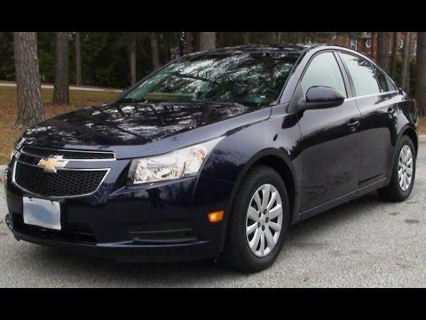 Мой Chevrolet Cruze