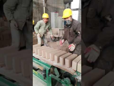 Вакуумный экструдер для производства кирпича из глины