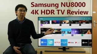 Samsung NU8000 (49-inch) TV Review: HDR, Gaming Lag, Motion