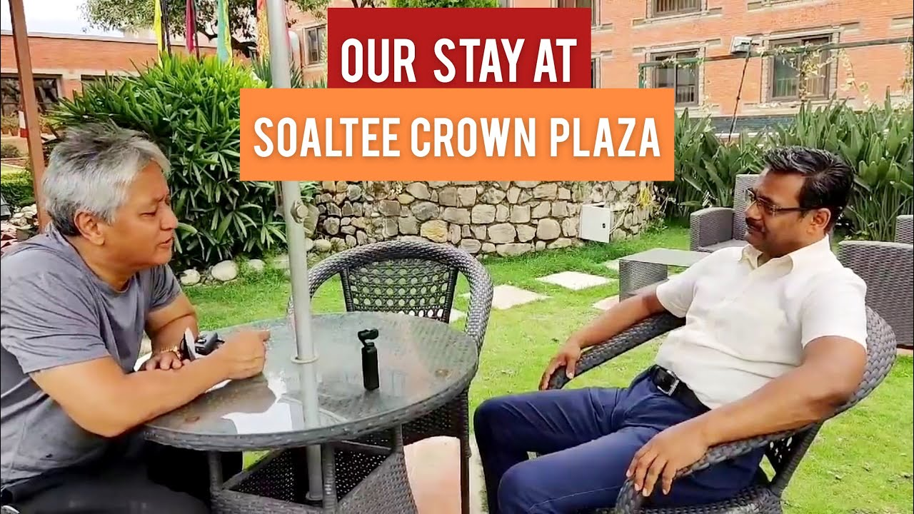 #SoalteeCrownePlaza@COVID19