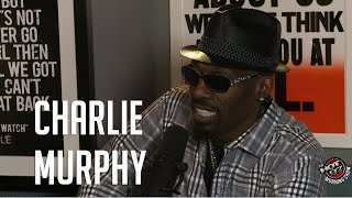 Charlie Murphy talks Black Jesus