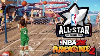 ALL STAR WEEKEND! NBA 2K Playgrounds 2