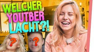 YouTuber am LACHEN erraten?? | Kelly & Sturmwaffel RATLOS!