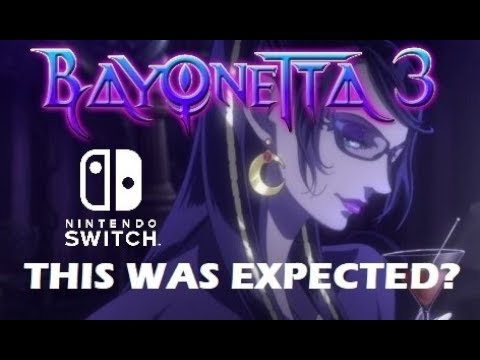 Nintendo Switch - A Bayonetta 3 Exclusive Wasn't a Surprise