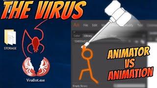 REACTING TO THE VIRUS! || Animator vs. Animation - Alan Becker