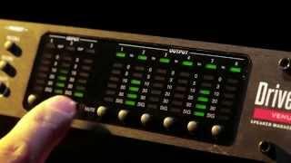 dbx DriveRack VENU360 Introduction Video