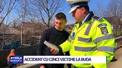 18 03   ACCIDENT CU CINCI VICTIME LA BUDA