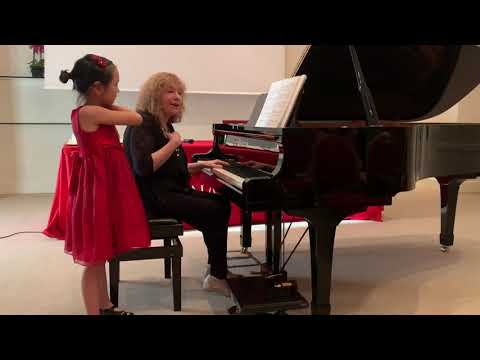 Masterclass with Ilana Vered on Chopin Etude Op.25 No.2