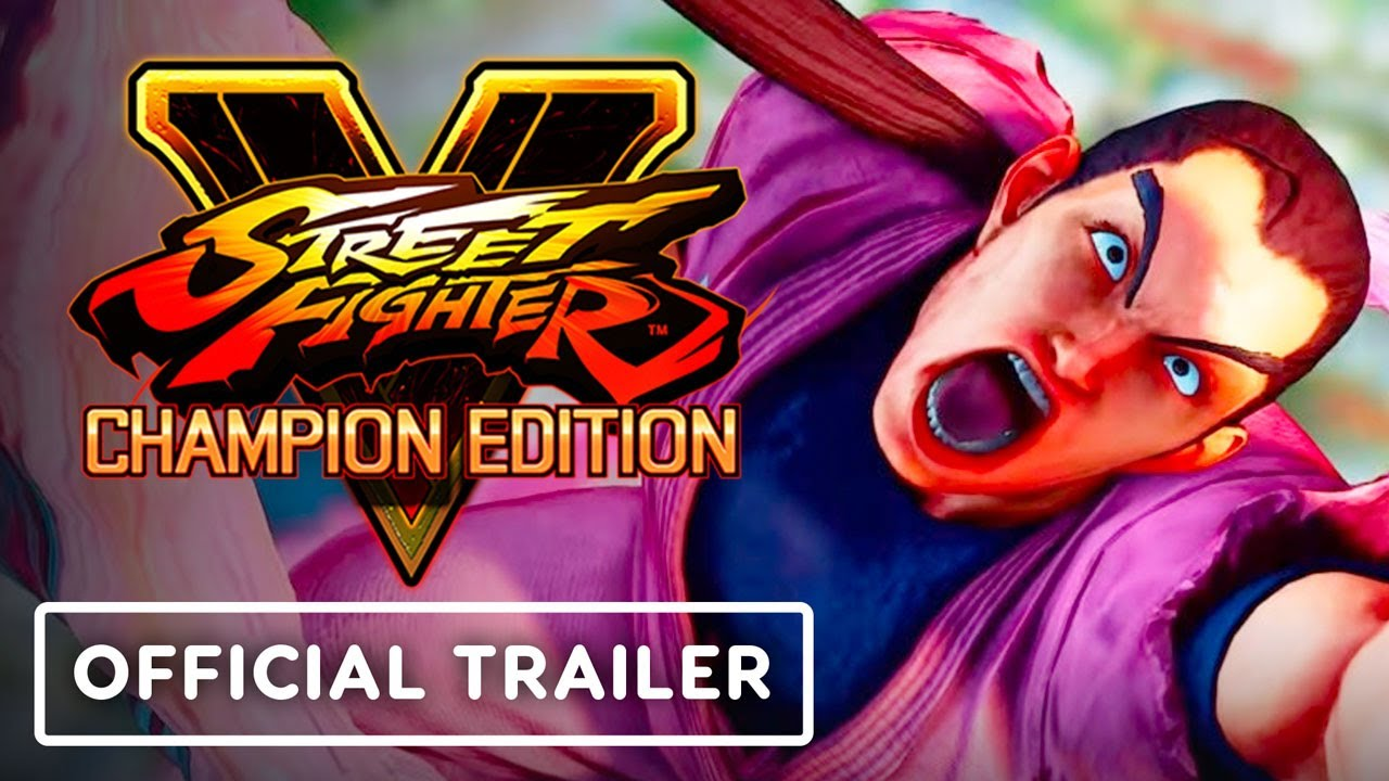 Street Fighter V – Dan Hibiki se une a la pelea