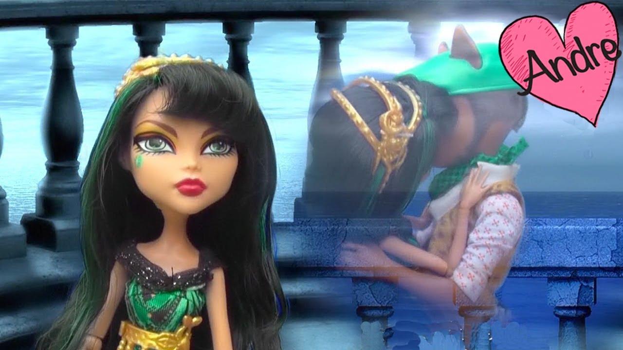 El Secreto de Cleo Monster High en español | Muñecas y juguetes con ...