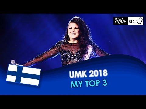uuden-musiikin-kilpailu-2018---my-top-3-(umk-2018)