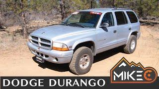Dodge Durango Review   1998-2003   1st Gen