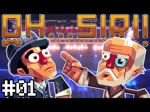 LEAVE MY HUSBAND OUT OF THIS! | Oh...Sir! The Insult Simulator #1 |