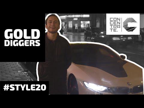GOLD DIGGERS Willen Thomas Voor Zijn Auto - CONCENTRATE #STYLE20