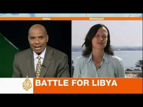 Battle for Libya - Live Update: Fight for Brega