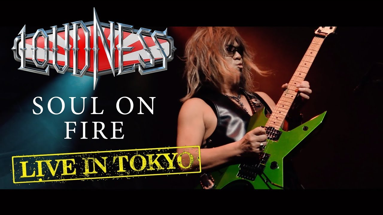 Loudness To Release 'Live In Tokyo' 2 Cd+Dvd In May - Blabbermouth net