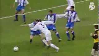 El golazo de Zidane al Deportivo