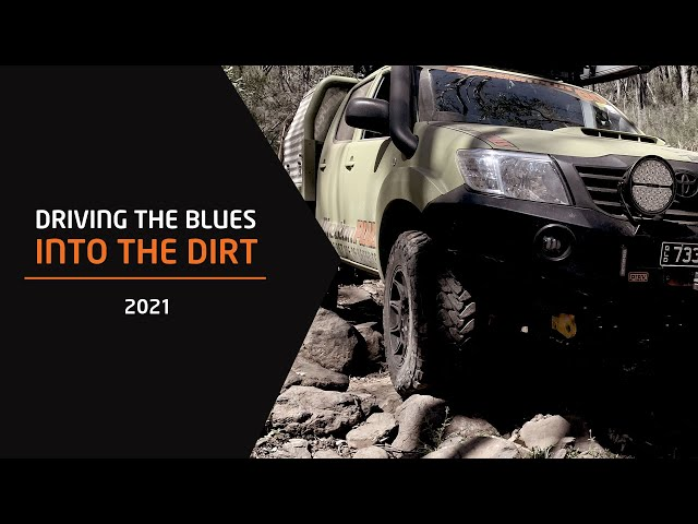 Driving The Blues into The Dirt 2021