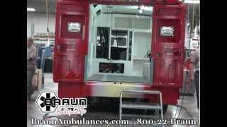 How Ambulances Are Made at Braun Industries