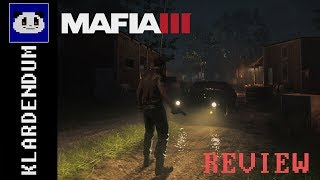 Quick review: Mafia III (with DLCs)