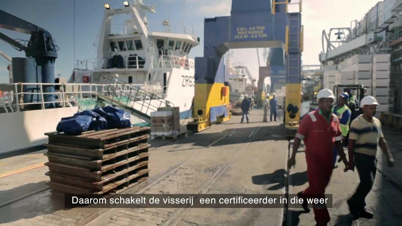 MSC: Duurzame Zeeën