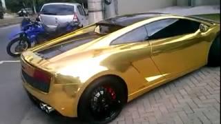 Lamborghini Gallardo LP560-4 Bicolore Videos