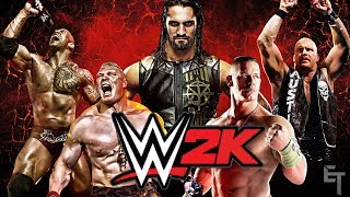 All WWE 2K Gameplay Trailers (2K14 - 2K18)