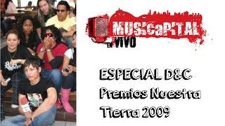 Entrevista a Dragon & Caballero para  MUSICAPITAL 2009
