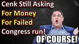 Cenk begs audience for money to pay employees!