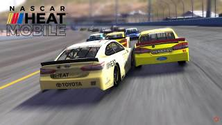 NASCAR Heat Mobile #2 | Android Gameplay | Droidnation