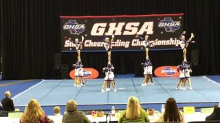 2015 GHSA State Competition - Peachtree Ridge