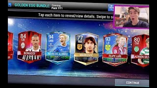 GOLDEN EGG BUNDLE & 3M FIFA MOBILE PACK OPENING!!! NEYMAR, THIAGO, 4 ELITES IN A Pack & MUCH MORE!!