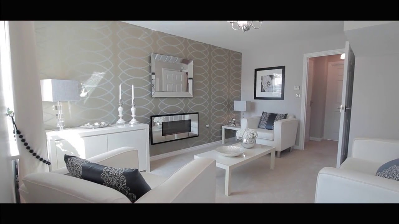 Persimmon Homes A Look In Our Souter Showhome Youtube