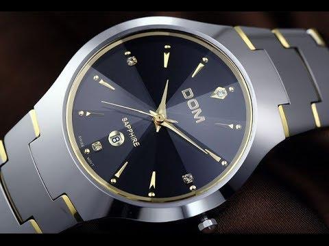 Часы DOM. распаковка.тест стекла