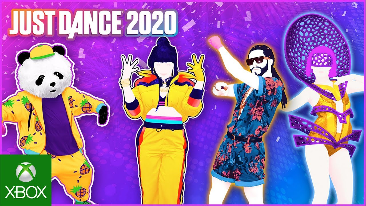Just Dance 2020 Official Song List Part 1 Youtube