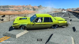EXTREME CRASHES #26 - BeamNG Drive