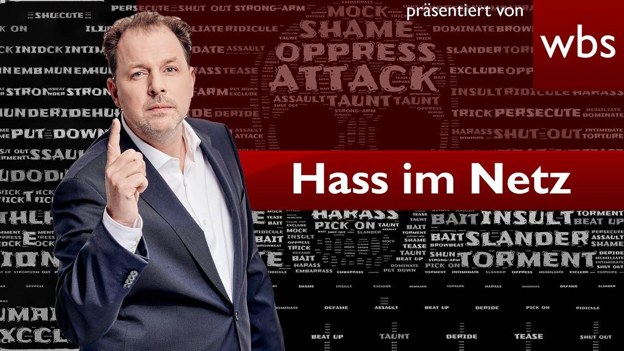 Schluss mit Online-Hetze! - Was bringt das neue Gesetz gegen Hass im Netz? | RA Christian Solmecke