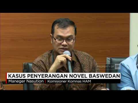 Terkait Novel Baswedan, Komnas HAM Temui Pimpinan KPK