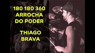 180 180 360 Arrocha do Poder - Ramon Pika - Pau  HD