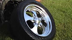 "20"" Billet Eagle Alloy wheels"