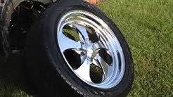 "20"" Billet Eagle Alloy wheels"