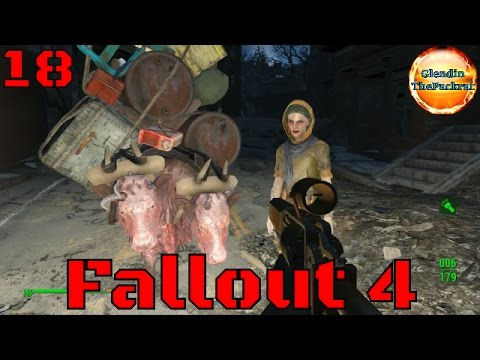 Fallout 4 Episode 18 Trader Found